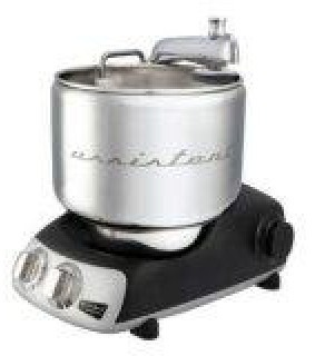 Electrolux AKM6220B Verona Assistent Mixer-Matte Black FOR 110 VOLTS
