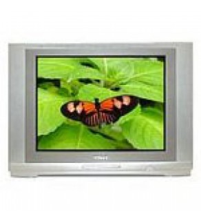 "Hitachi - 29"" Stereo Super Flat Screen Full Multi-System TV"
