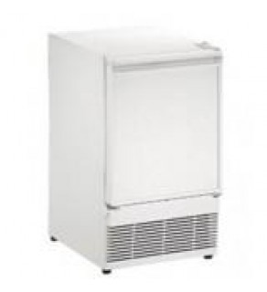 U-Line ULN-BI98WH Built-in 25lb Storage ADA Crescent Ice Maker 220 Volts