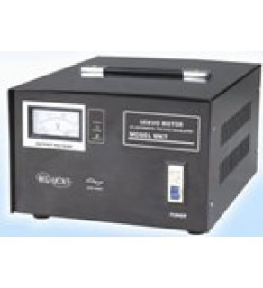 Regvolt 5 Outlet 2000 Watt Deluxe Automatic Voltage Converter Transformer Regulator