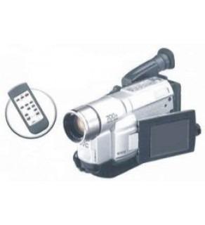 JVC Pal Camcorder model GRSXM480