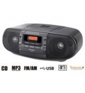 Panasonic RX-D53 CD Radio Cassette Recorder FOR 220 VOLTS