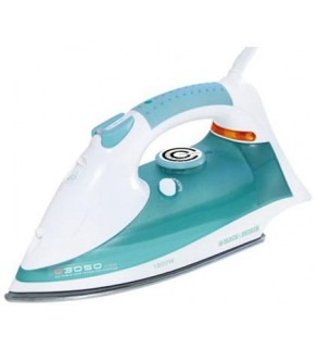 Black & Decker X810-B5 Steam Iron 220 Volts