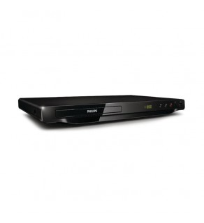 Philips DVP-3650 Region Code Free Karaoke DVD Player with USB DIVX