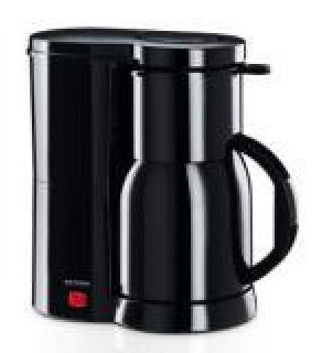 SEVERIN AK 9249 - 8 CUP Coffe Maker 220 Volts