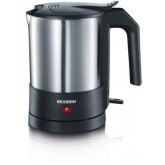 Severin WK 3364 brushed stainless steel Kettle 220 Volts