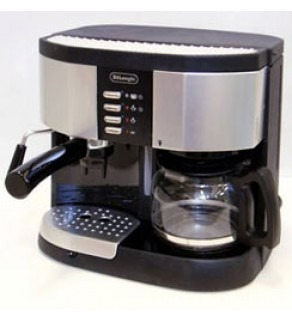 DELONGHI 3 IN 1 BC0255 PUMPED COMBO COFFEE ESPRESSO MAKER