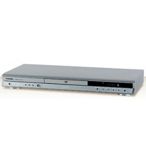 Toshiba Code Free DVD Player with HDMI output Upscaling to 1080i
