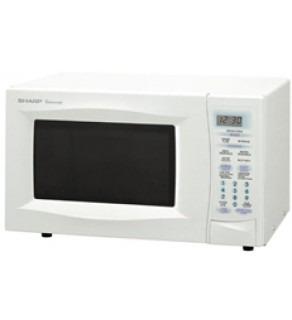 Sharp R-231TW 23 Liter 800 Watt Microwave Oven 220-240 Volts