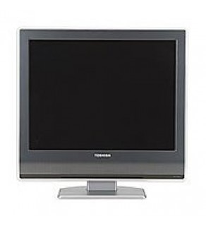 Toshiba 20V300E Multi-System PAL-NTSC Worldwide LCD TV, PC INPUT
