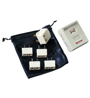 Recoton 1600-Watt International Travel Voltage Converter Kit