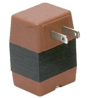 Seven Star 50 Watt Step UP Travel Voltage Convertor, SS-202 110-120 volts to 220-240 Volt