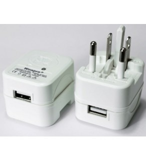 Wonpro All IN ONE Universal Travel USB Charger 1 amp