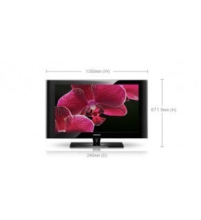 "SAMSUNG LA-40A550 40"" MULTI-SYSTEM LCD HD TV 40"" FULL HD LCD TV"