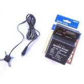 Universal AC/DC Adapter- 300mA polarity change FOR 110-220 Volts