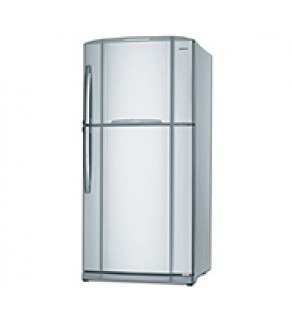 Toshiba 21 Cft Gr-M55Sd Top Mount Refrigerator 220 Volts