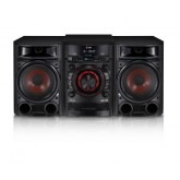 LG CM4330 Mini Audio Hi-Fi system 180W RMS FOR 110-220 Volts (Default)