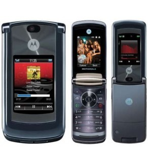 MOTOROLA RAZR2 V8 QUAD BAND UNLOCKED GSM MOBILE