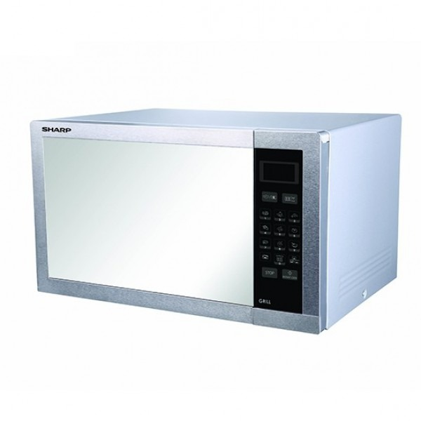 Sharp R 77a0 34 Liter Microwave Oven With Grill 220v 240v