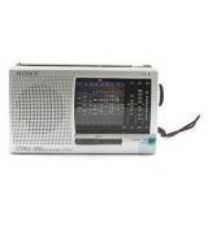 Sony ICFSW11 12 Band Radio 220 Volts