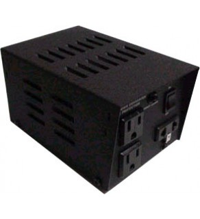Seven Star ST-5000, 5000 Watts Step Up and Down Voltage Converter Transformer 110-220 Volts