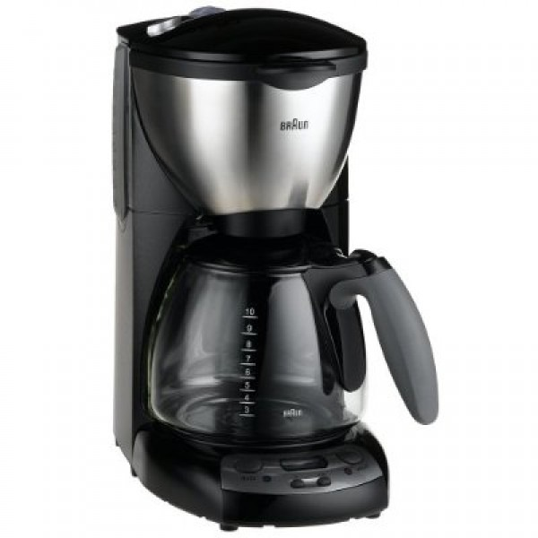 Braun KF590 10 CUP COFFEE MAKER 220 Volts , Discontinued