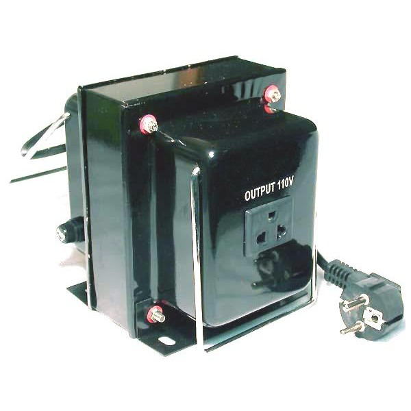 200 Watts Step Down Voltage Converter Transformer Thg 200