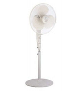 "Black and Decker FS-1600 16"" Pedestal Fan for 220 V"