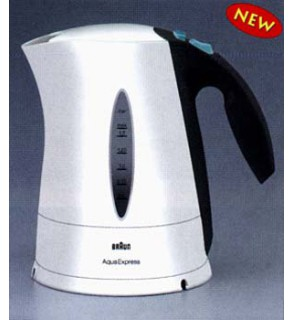 BRAUN WK-210 KETTLE FOR 220 VOLTS
