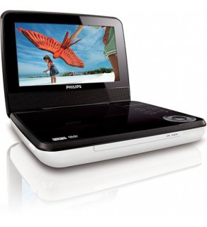 Philips PET741 region free portable dvd player for world wide use