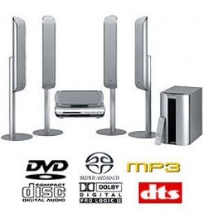 Sony DAVSC8 Home Cinema System 110-220 Volts