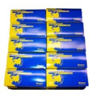 Wonpro Universal travel adapter plug WAT NANO, wholesale box of 500 units