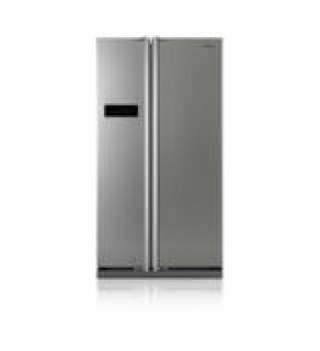 Samsung 20 Cu.Ft Rsh1Nepe Sid By Side Refrigerator 220 Volts
