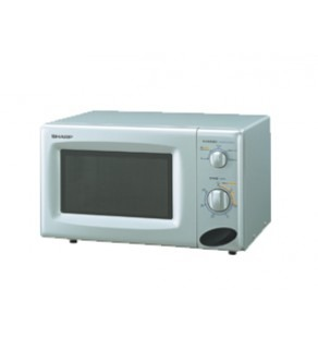 SHARP R-218l microwave oven for 220 volts 50 hz
