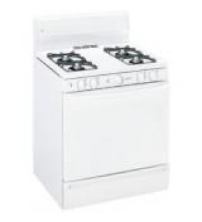 "GE JGBS14PCD 30"" Free Standing Gas Range FOR 220 VOLTS"