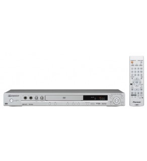 PIONEER DV-500-K Multisystem DVD player