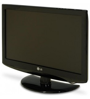 "LG 19"" 19LH20R MULTISYSTEM LCD TV FOR 110-220 VOLTS"