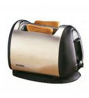 Severin 2-Slice Toaster w- Bun Warmer (Stainless) - 220 Volt