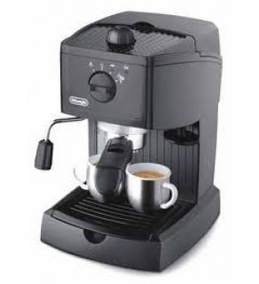 DELONGHI EC145 ESPRESSO CAPPUCCINO BEVERAGE MACHINE FOR 220 VOLTS