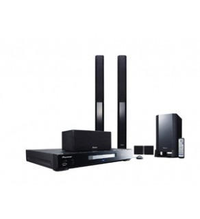 Pioneer HTZ565DVD Region Free Home Theater System 110 220 Volts