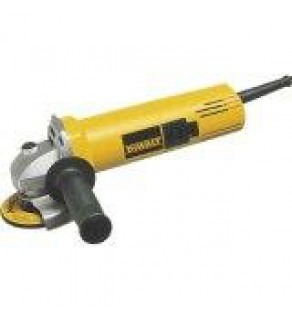 DEWALT DW-810 METAL WORKING 100MM SMALL ANGLE GRINDER FOR 220 VOLTS