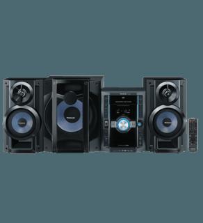 Panasonic SAVK680 DVD mini hi-fi system FOR 110-220 VOLTS (Default)