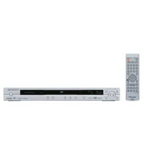 PIONEER DV400 1080P HDMI CODE FREE DVD PLAYER
