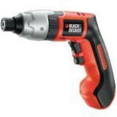 Black & Decker KC600 Cordless Impact Screwdriver FOR 220 VOLTS