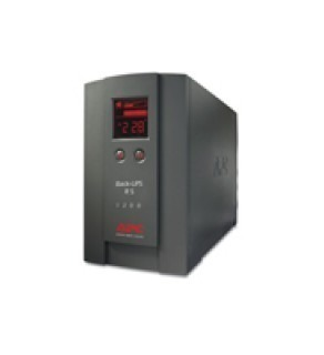 APC Back-UPS RS 220 Volts 60 HZ 1200VA Tower UPS - BR1200LCDI