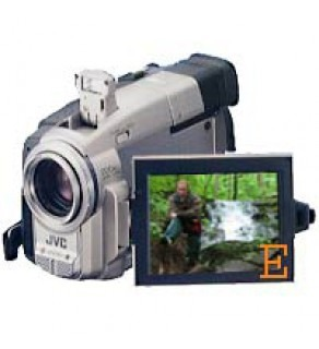 JVC PAL Mini-DV Camcorder