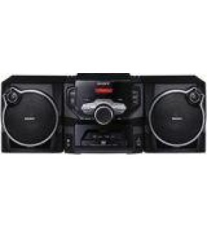 Sony FH-SR1D Mini Stereo System with Code Free DVD Component 110 220 Volts