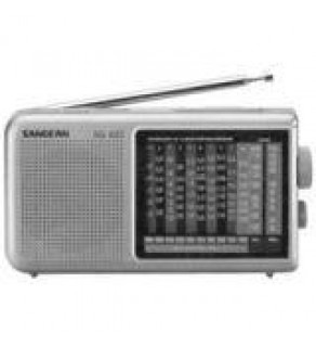 Sangean SG-622 FM 12 Band Shortwave World Band Radio FOR 220 VOLTS
