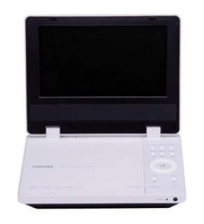 "Toshiba 7"" Screen SDP63 Portable Code Free FOR 110-220 VOLTS (Default)"
