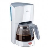 Braun Aromaster KF400 10 Cup Coffee Maker 220volts